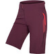 Endura Single Track Lite Shorts II Women mulberry